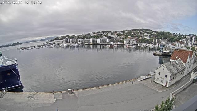 Webcam Leirvik, Stord, Hordaland, Norwegen